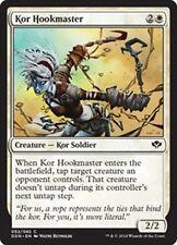 4 x Kor Hookmaster (052/082) - Speed vs. Cunning - Common