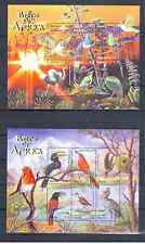 LIBERIA 2009  BIRDS OF AFRICA MNH