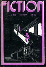 Revue Fiction N°280 - Shaw, Russ, Goulart, Lumley, Cassac... - Mai 1977
