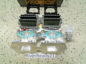 Yamaha 701 760 Super Jet Wave Blaster 62t Vforce 3 Reeds w Billet Manifold 44 46