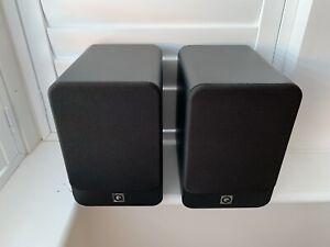Q Acoustics 2010i Graphite Bookshelf Speakers - Pair