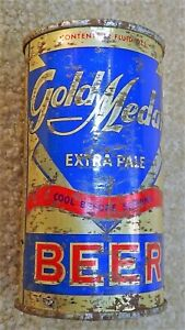 *1942* Grace Bros. brewing Gold Medal Flat Top Beer can