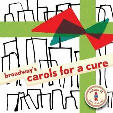 NEW Broadway's Carols for a Cure, Vol. 11 (Audio CD)