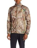 Under Armour Mens Scent Control Coldgear Camo Hunting Jacket XL