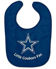Dallas Cowboys All-Pro Baby Bib [NEW] NFL Infant Newborn Polyester Terrycloth