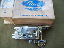 Ford Contour Mystique Driver Side Rear Door Latch 95 96 97 98 99 00