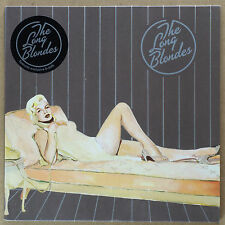 "THE LONG BLONDES - Weekend without Makeup ***7""-Vinyl***NEW***part 1***"