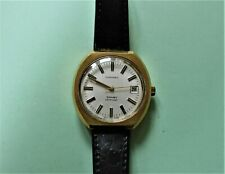 Vintage Longines Comet Electronic wrist watch