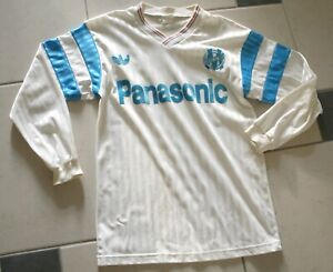 COLLECTOR maillot OM 1989/1991 ML taille M