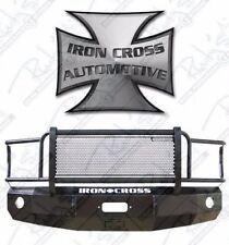 Iron Cross HD Grille Guard Front Bumper 2009-2012 Dodge Ram 1500 24-615-09