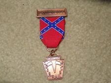 Boy Scout 2013 Civil War Tennessee Chickamauga Military Historical Trail Medal
