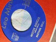 Frère Soul-Mister Boogie-Leo Mini Records-Disco 45