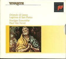 CD + Buch - Paul Van Nevel - Orlando di Lasso - (21 Song) Sony Music