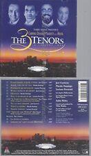 CD--CARRERAS, DOMINGO, PAVAROTTI UND VARIOUS ---THE 3 TENORS
