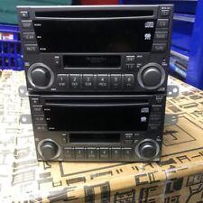 Subaru Impreza Stereo Head Unit CD Receiver