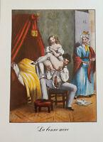 Akt Sex Vagina Penis Erotik Bordell Adultery Romance Nude Grafik Antik Art Love