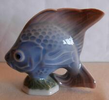 ROSENTHAL BAVARIA  MINIATURE  PORCELAIN TROPICAL FISH   FIGURINE --MODEL 189