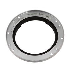 Fotodiox Pro Replacement Nikon F Mount for Leica R Lenses