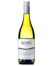 Kopu Marlborough Sauvignon Blanc 2017 case of 12 Dry White Wine 750mL