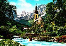 Ramsau bei Berchtesgaden , Ansichtskarte