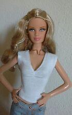 Barbie basics in jeans bijoux hand-made