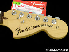 2017 Fender American Special Strat NECK + TUNERS USA Stratocaster Rosewood