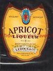 1940s PENNSYLVANIA Philadelphia Leroux & Co APRICOT LIQUEUR Label