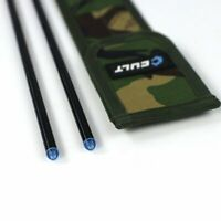 Cult Tackle Distance Marker Sticks For Cliping Up incl bag - Carp Fishing *New*