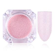 BORN PRETTY Pink Nail Glitter Powder Dust Pearlescent Shinning Manicure Decor