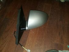 ✅2006-2013 Chevrolet Chevy Impala Left Driver Side View Door Mirror Silver OEM