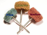 Scotchbrite Fibral Mops For Texturing & Cleanup On All Metals-Metal Clay - PMC3