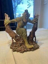 Enchantica En2150 Grogoda She Troll Sculpture 8 1/2 Inch 1988 . Fantasy Figure