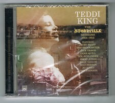 TEDDI KING - THE STORYVILLE SESSIONS 1954-1955 - 20 TITRES - 2012 - NEUF NEW NEU