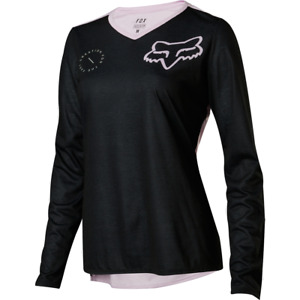 Fox Racing Women's Indicator ASYM Long Sleeve Jersey Lilac