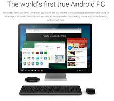 New Jide Remix Mini Android PC 2GB RAM 16GB eMMC HDMI WiFi Bluetooth Remix OS