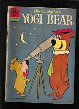 Yogi Bear 9 1962  DELL good 2.0