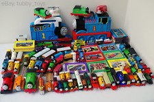 THOMAS THE TANK ENGINE & FRIENDS: TOYS, MODELS & RAILWAY SERIES BOOKS SELECTION
