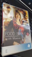 Food Safari 2 Making The Exotic Familar Maeve O'Meara Cooking Show 13 Episodes !