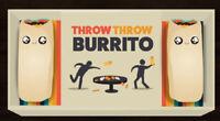 Throw Throw Burrito Game Kickstarter EXCLUSIVE edition kse (Exploding Kittens)