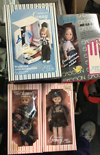 Vogue Dolls Ginny Lot Of New Sealed Dolls And Wardrobe With Accesories!