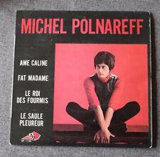 Michel Polnareff, ame caline, EP - 45 tours