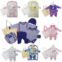 Baby  Sleep Suits//Babygrow Hat And Booties Dummy Clip Set White Grey Any Name