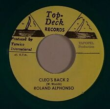 ROLAND ALPHONSO - CLEO'S BACK 2 (TOP TECK) 1964