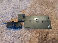 Lenovo ThinkPad Pro Dock Type 40A1 with Keys and Charger