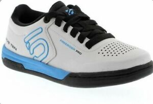 BNIB Five Ten5.10 Freerider Pro Women's  Gray Blue MTB shoes,£119.99 UK 5