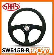 """SAAS 14"""" Octane Sports Steering Wheel Holden Commodore VB VC VH VK VL VN VP VR"""