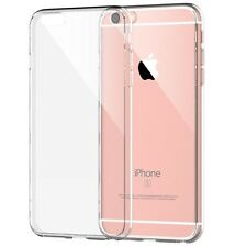 iPhone 7/ 6S Plus Crystal Clear Slim Soft Gel Case Cover for Apple