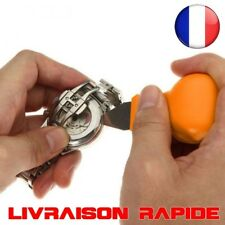 Montre Ouvrir Opener Outil Horloger Jewelers Acier Inoxydable Couteau Réparation
