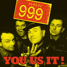 999 YOU US IT COMBAT ROCK RECORDS LP VINYLE NEUF NEW VINYL REISSUE
