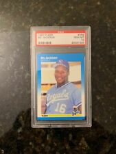 1987 Fleer Baseball #369 BO JACKSON ROOKIE........PSA 10 GEM MINT!